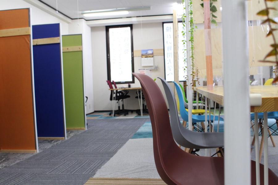 郡山校通い放題の自習室