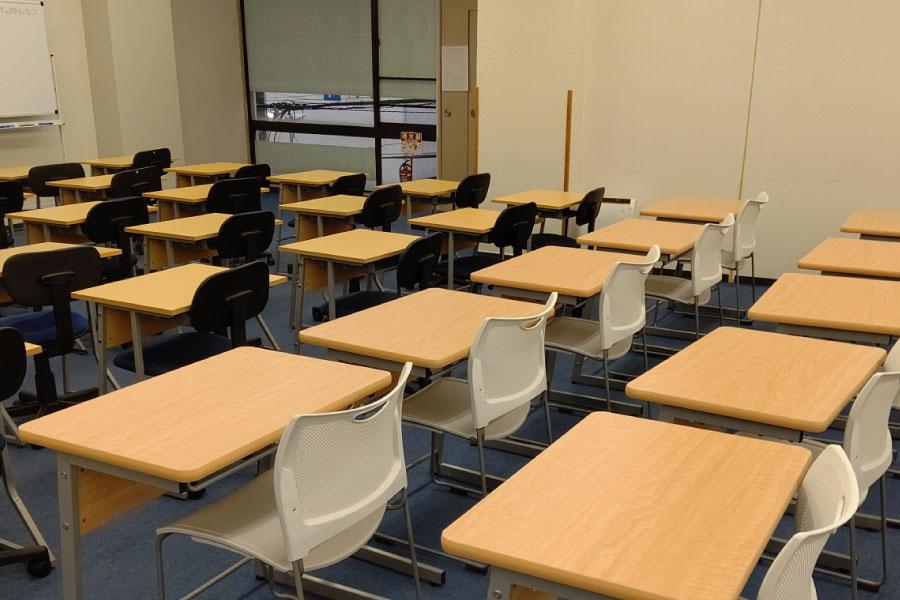 集中できる自習室